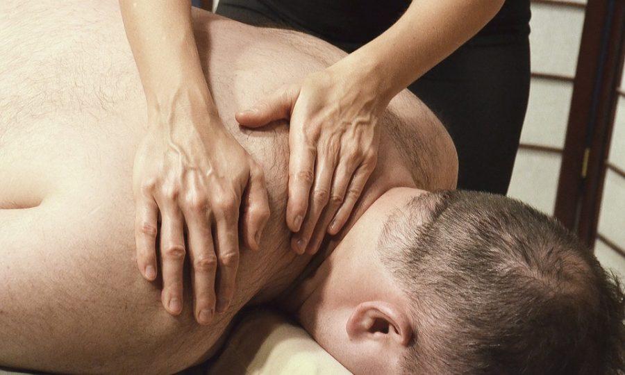 Een massage doet je goed!