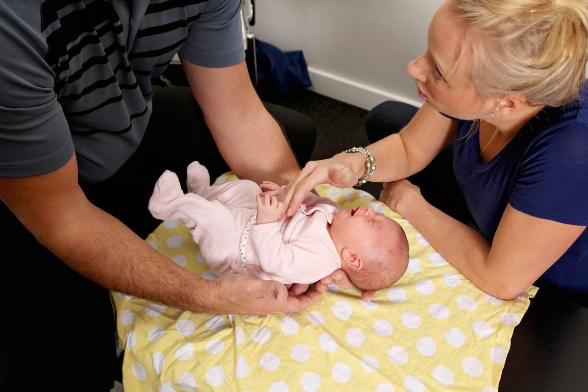 chiropractie voor kinderen