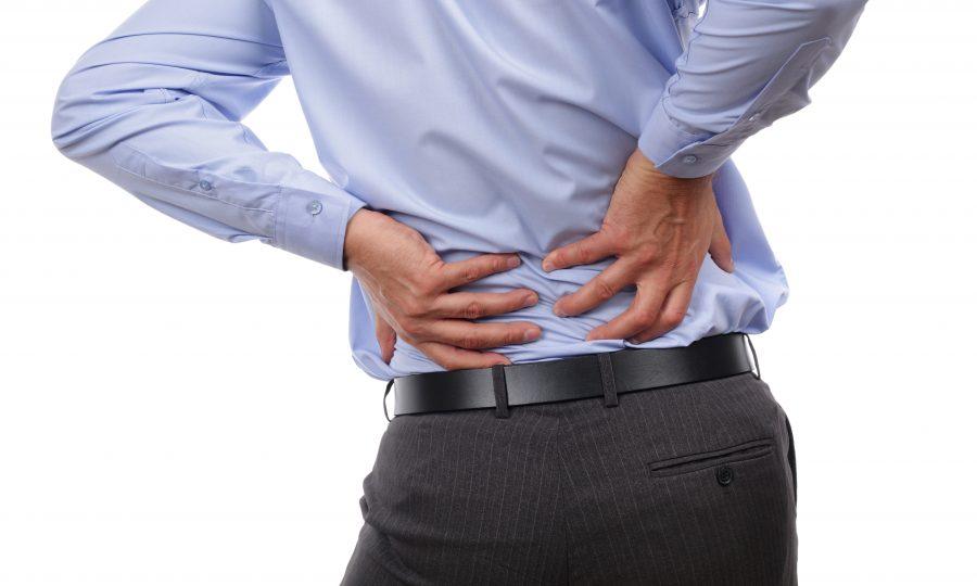 Verbazingwekkende cijfers over rugpijn