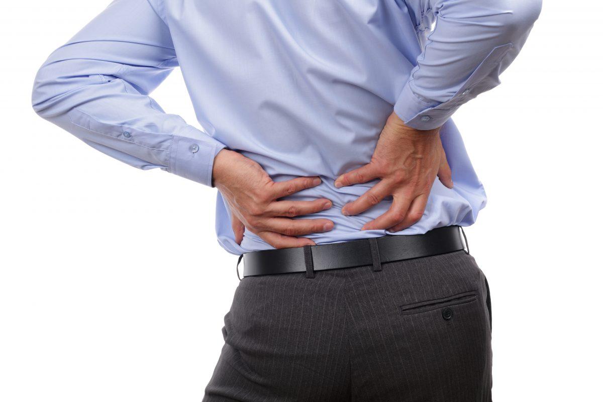 lagerugpijn en chiropractie