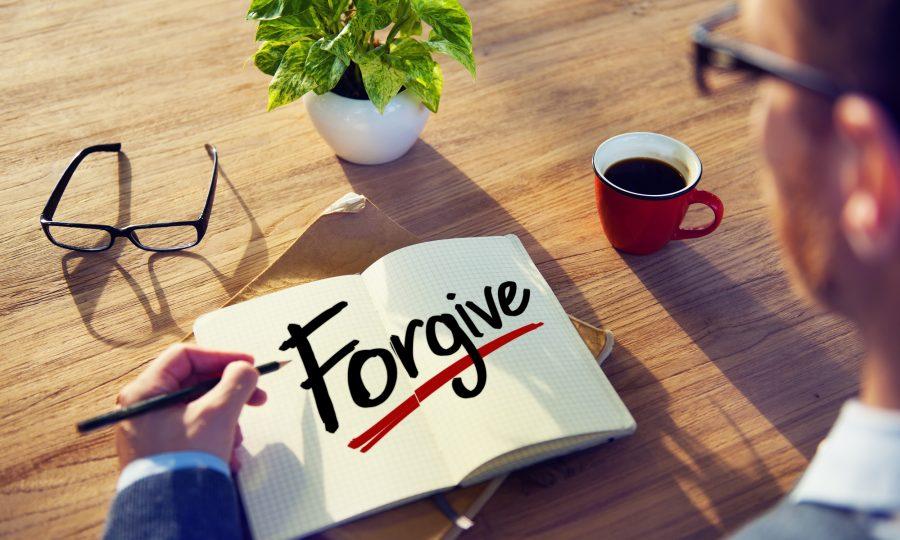 Gezonder Worden Door Te Vergeven