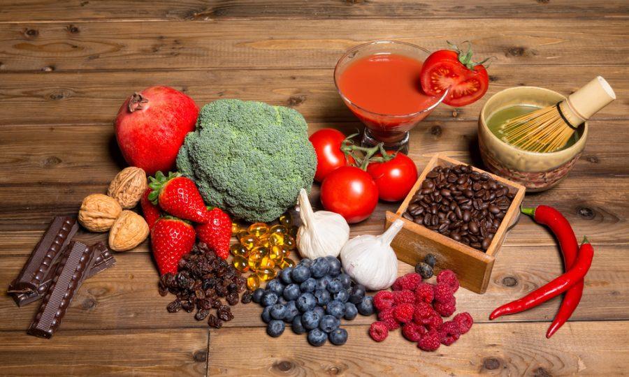 De rol van antioxidanten bij een goede gezondheid
