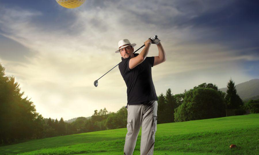 Een aanpassing in je golfspel