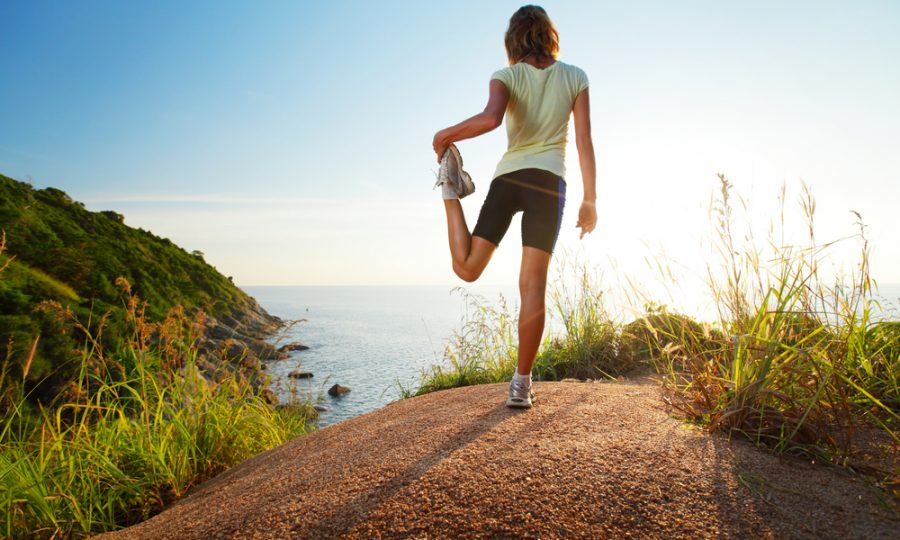 Sporten als je slank bent?