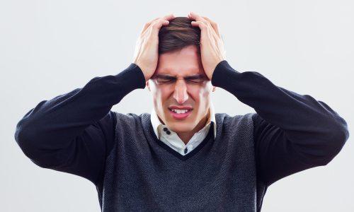 Hoofdpijn, koppijn, zeurende hoofdpijn