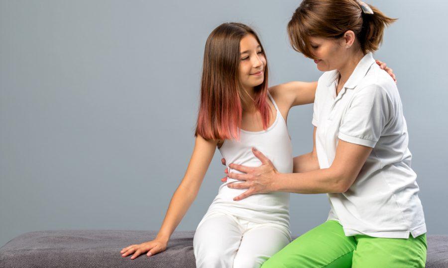 Kinderen & Chiropractie