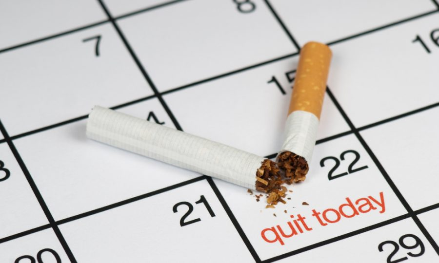 Stoppen met roken: Cijfers en Trends