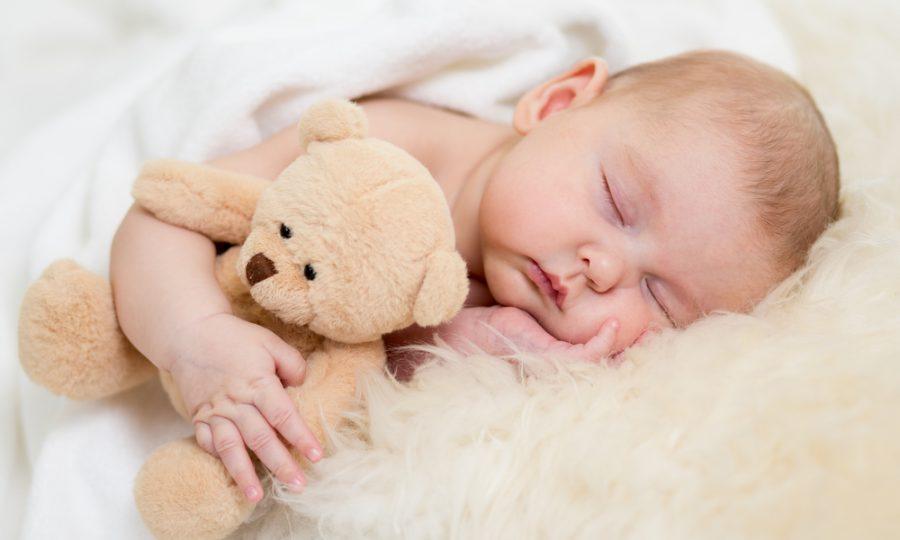 Mijn baby wil niet slapen…HELP!