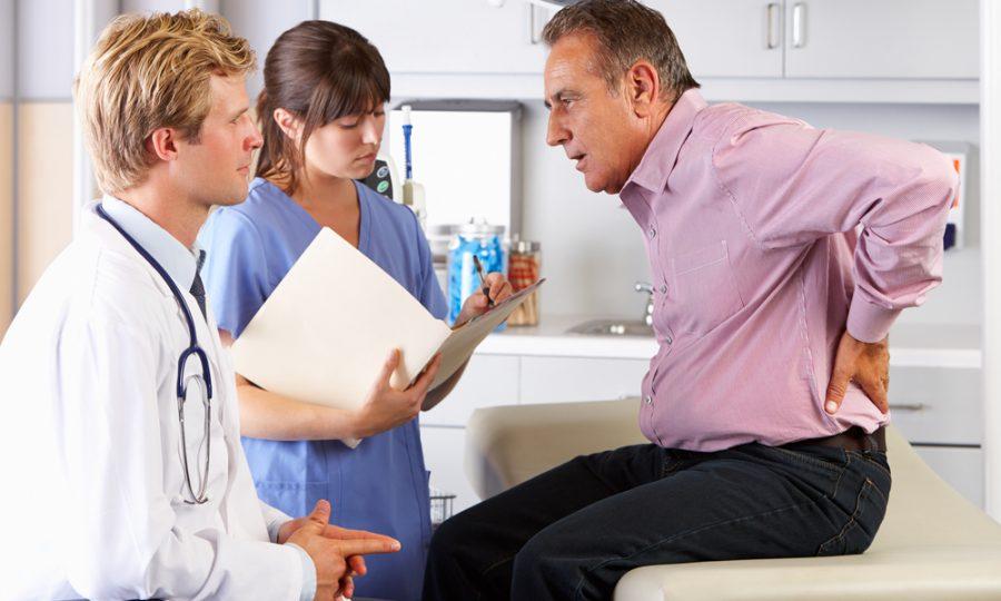 Rugpijn & Chiropractie