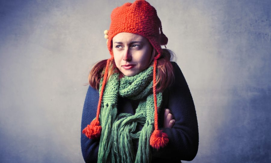 Onderkoeling tijdens wintersport