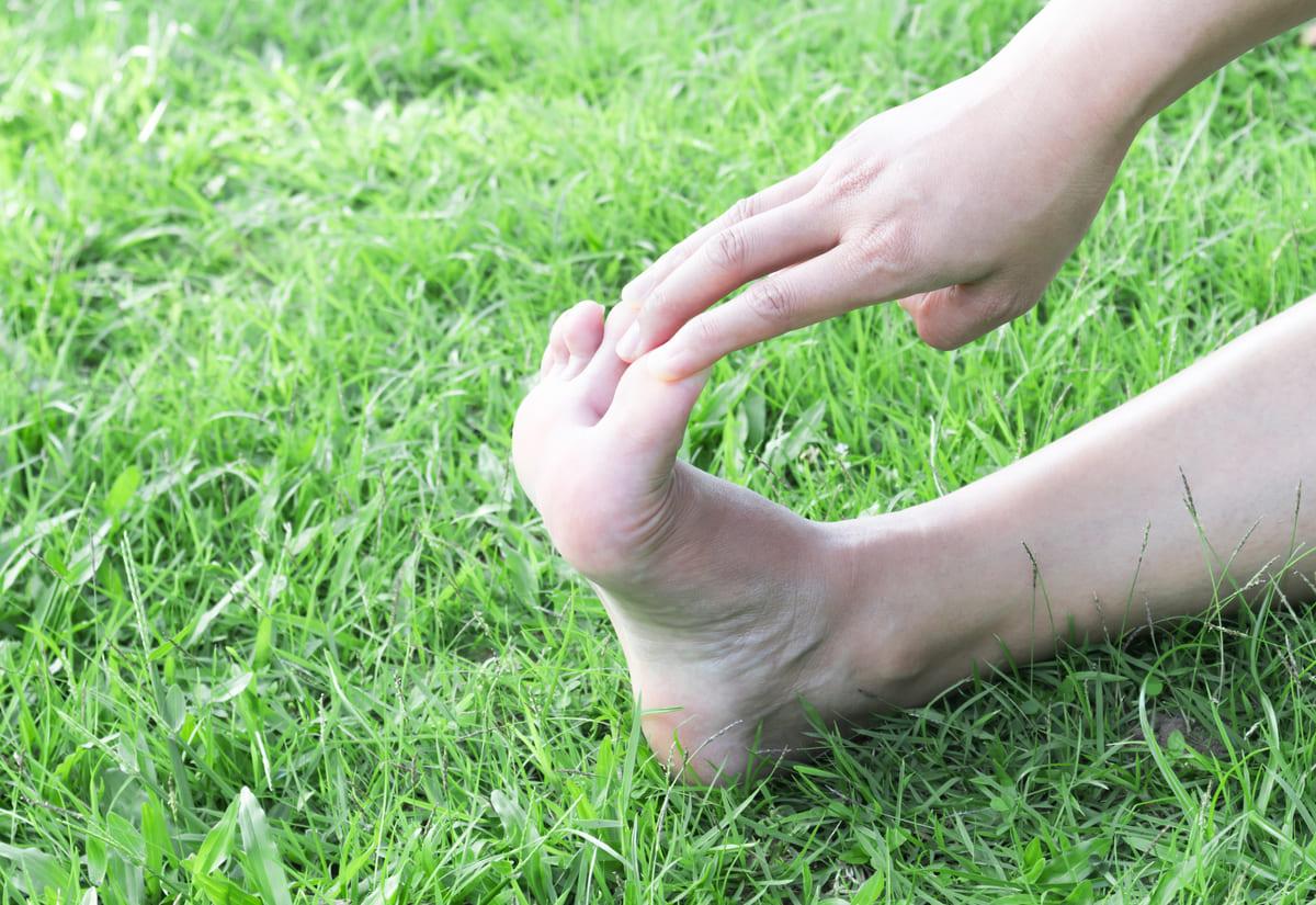 Voet oefeningen voor beter voet functie