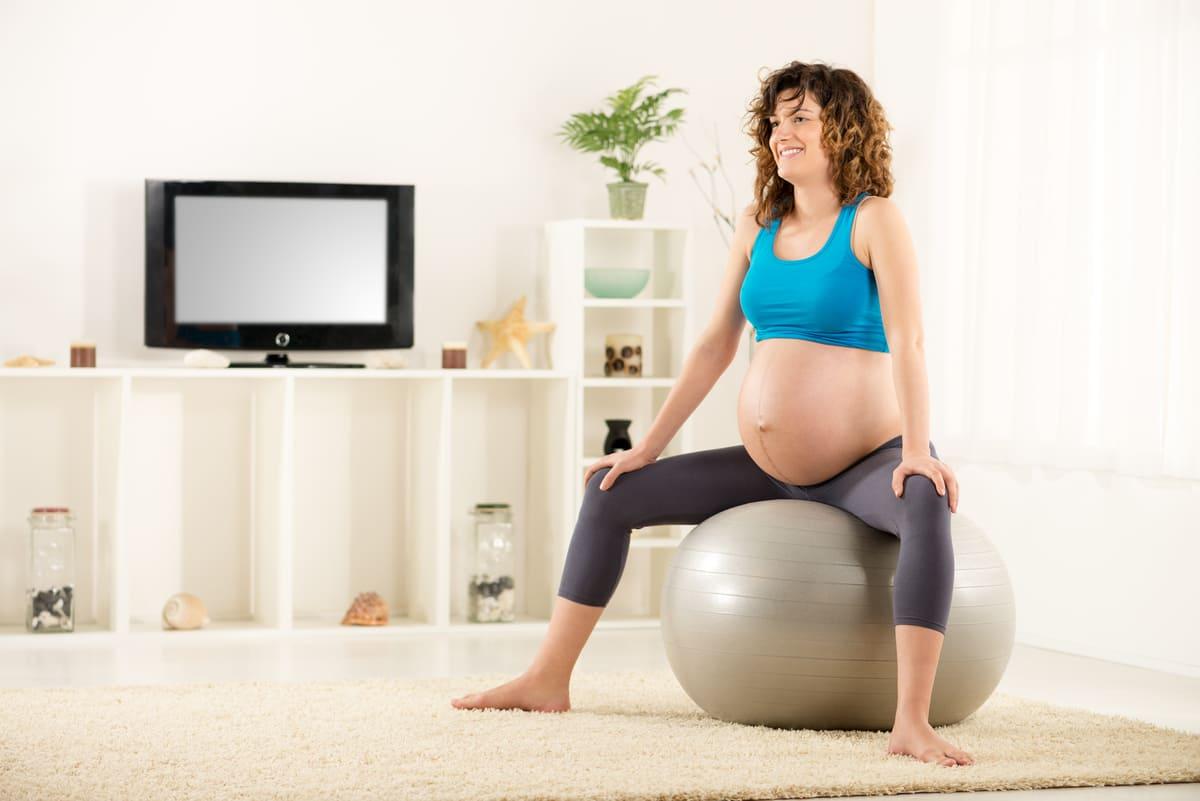 sporten tijdens zwangerschp