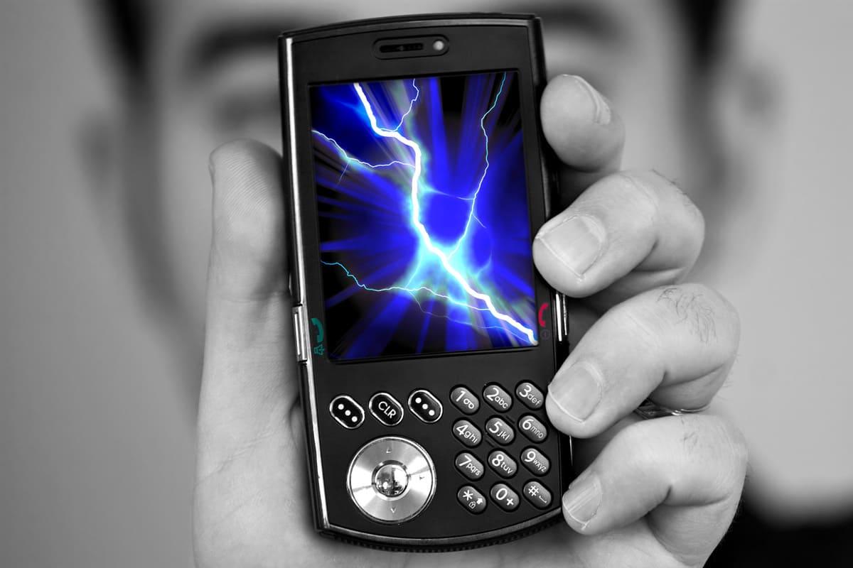 stralingsgevaar mobiel telefoon
