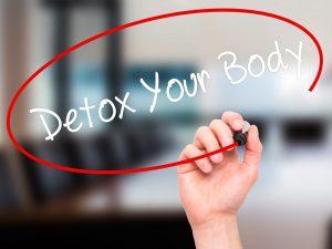 Detoxen stap voor stap