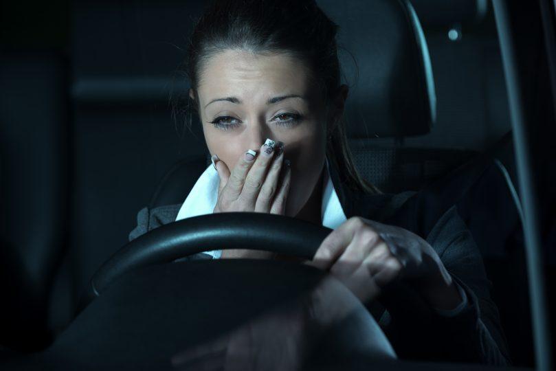 Vakantietip: Pas op met autorijden in de nacht!