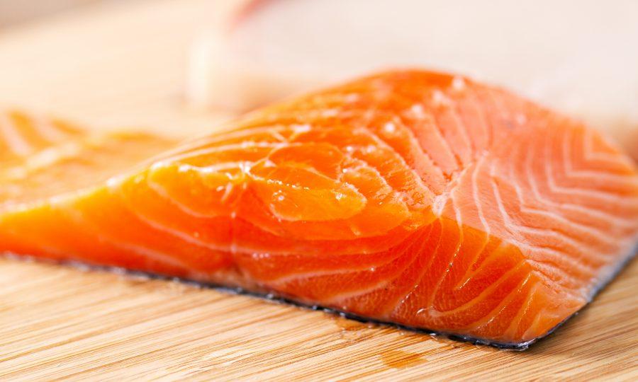 We eten te weinig vis!