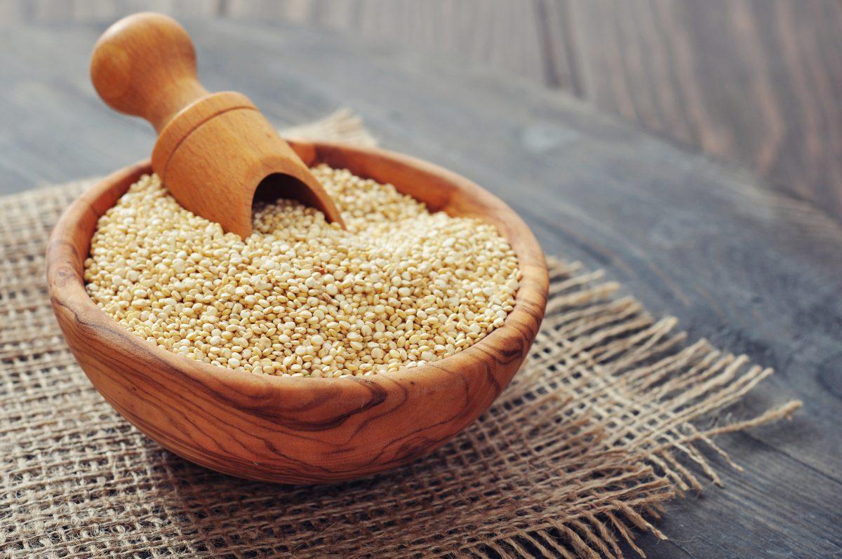 beste quinoa salad recept