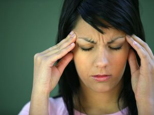 spanningshoofdpijn