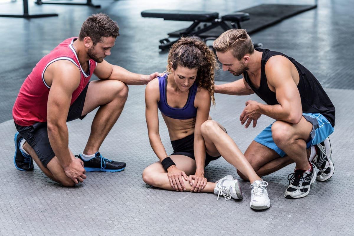 sportblessures en chiropractie